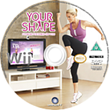 Your Shape Wii disc (RYRP41)