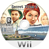 Secret Files 2: Puritas Cordis Wii disc (RZFPKM)