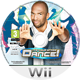 Dance! It's Your Stage Wii disc (S2DPML)