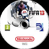 FIFA 13 Wii disc (S3FX69)