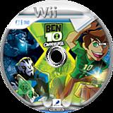 Ben 10: Omniverse Wii disc (S5TPAF)