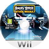 Angry Birds: Star Wars Wii disc (S7DP52)
