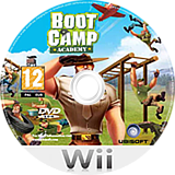 Boot Camp Academy Wii disc (SAYP41)