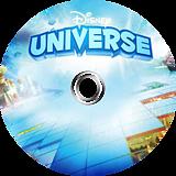 Disney Universe Wii disc (SDXP4Q)