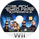 The Black Eyed Peas Experience Wii disc (SEPP41)