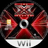 X Factor Wii disc (SFXXKM)