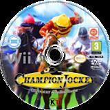 Champion Jockey: G1 Jockey & Gallop Racer Wii disc (SGKPC8)