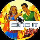 Latino Sing It CUSTOM disc (SILP4Q)