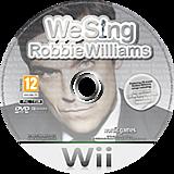 We Sing: Robbie Williams Wii disc (SINPNG)