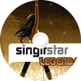 SingItStar Legends CUSTOM disc (SISLOH)