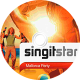 SingItStar Mallorca Party CUSTOM disc (SISMOH)