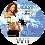Jillian Michaels Fitness Ultimatum 2010 Wii disc (SJMPGT)