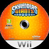 Skylanders: Giants Wii disc (SKYX52)