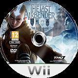 The Last Airbender Wii disc (SLAP78)