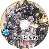 The Last Story Wii disc (SLSP01)