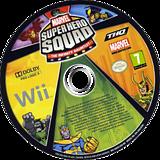 Marvel Super Hero Squad:The Infinity Gauntlet Wii disc (SMSP78)