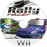 Rally Racer Wii disc (SN3PNG)
