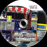 Super Truck Racer Wii disc (SN7PNG)