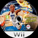 NBA Jam Wii disc (SNJP69)
