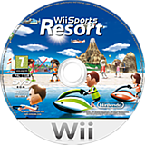 Wii Sports + Wii Sports Resort Wii disc (SP2P01)
