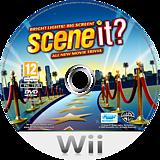 Scene It? Bright Lights! Big Screen! Wii disc (SSCDWR)