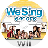 We Sing: Encore Wii disc (SSEDNG)