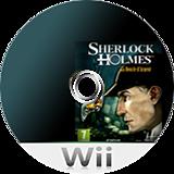 Sherlock Holmes: The Silver Earring Wii disc (SSHPHH)