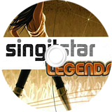 SingItStar Legends CUSTOM disc (SSLPOH)