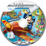 Stunt Flyer: Hero of the Skies Wii disc (SSTPY5)