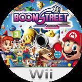 Boom Street Wii disc (ST7P01)