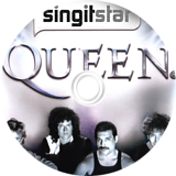 SingItStar Queen CUSTOM disc (STQP75)
