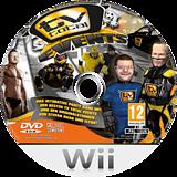 TV Total Events Wii disc (STVDSV)