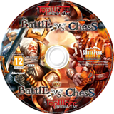 Battle vs Chess Wii disc (SVSPZX)