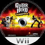Guitar Hero: World Tour Wii disc (SXAP52)