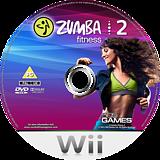 Zumba Fitness 2 Wii disc (SZ2XGT)