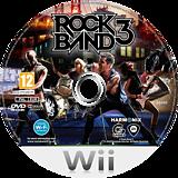 Rock Band 3 Wii disc (SZBP69)
