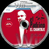El Padrino: El Chantaje Wii disc (RGFP69)