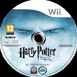 Harry Potter y las Reliquias de la Muerte - Parte 1 Wii disc (SHHP69)