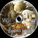 Pandora's Tower Wii disc (SX3P01)