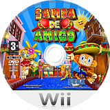 Samba de Amigo disque Wii (R3BP8P)