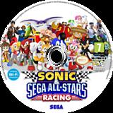Sonic & SEGA All-Stars Racing disque Wii (R3RP8P)