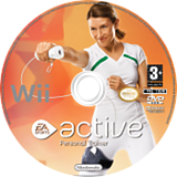 EA Sports Active disque Wii (R43P69)