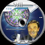 Qui Veut Gagner Des Millions :1ère Edition disque Wii (R55P41)