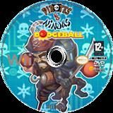 Pirates vs Ninjas Dodgeball disque Wii (R5JPS5)