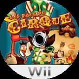 Les Fous Du Cirque disque Wii (R5QPGT)