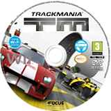 TrackMania disque Wii (R6RPHH)