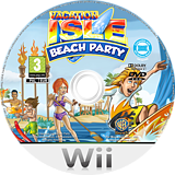 Vacation Isle:Beach Party disque Wii (R7VPWR)