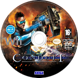 The Conduit disque Wii (RCJP8P)