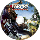 Far Cry : Vengeance disque Wii (RCVP41)