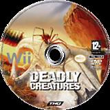 Deadly Creatures disque Wii (RDCP78)
